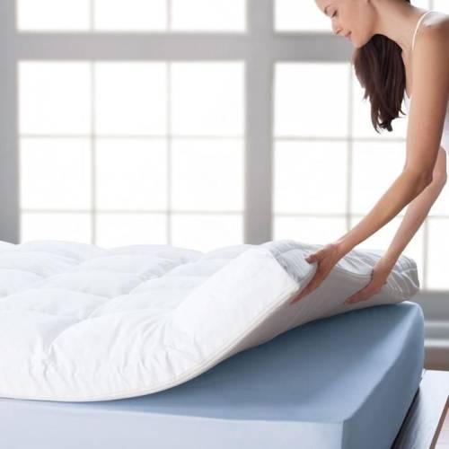 طريقة سهلة وبسيطة لتنظيف مراتب السرير